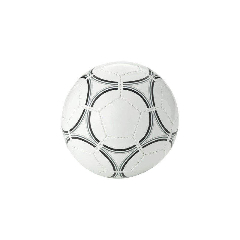 Ballon de football au design rétro