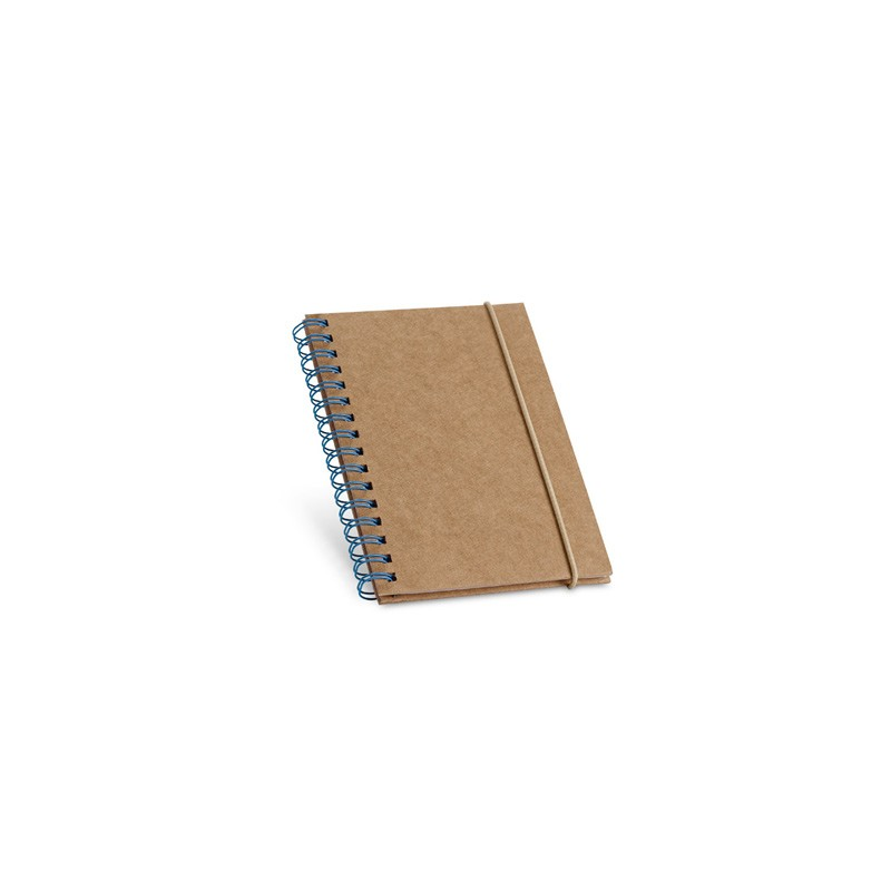 Bloc notes A6 couverture rigide