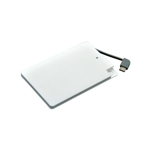 Batterie de secours universelle 2500 mAh