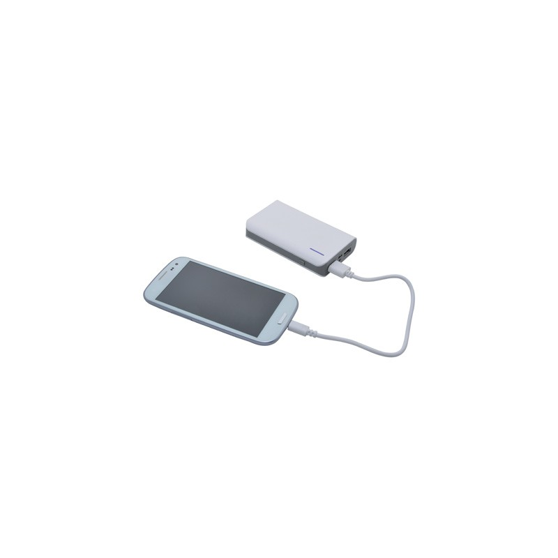 Robuste chargeur nomade S6600, blanc