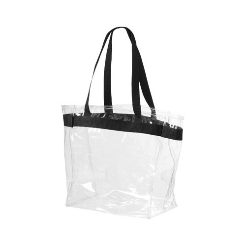Grand sac en PVC transparent