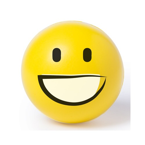 Anti stress forme smiley