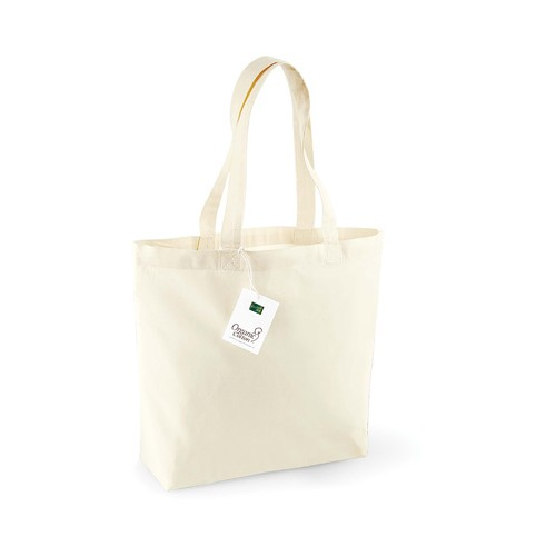 Sac shopping en coton BIO