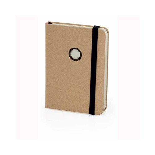 Carnet de notes A7 ECO 100 pages