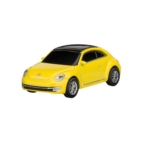 Clé mémoire USB VW Beetle 1:72 yellow 16 Go