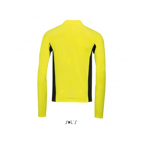 tee shirt personnalsié running homme manches longues