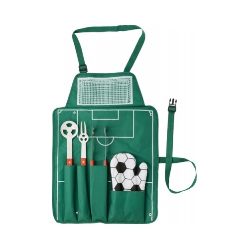 Tablier barbecue 'football'