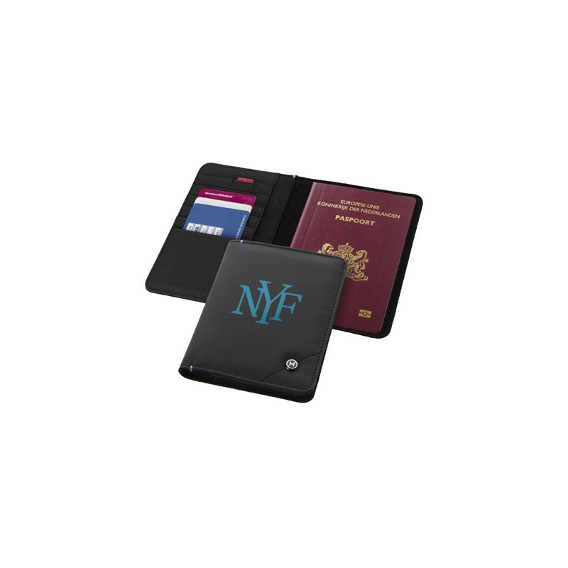 Étui de passeport anti RFID