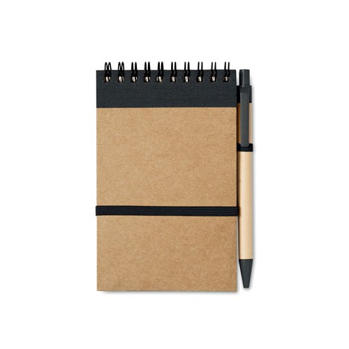 Bloc-notes ECO avec stylo