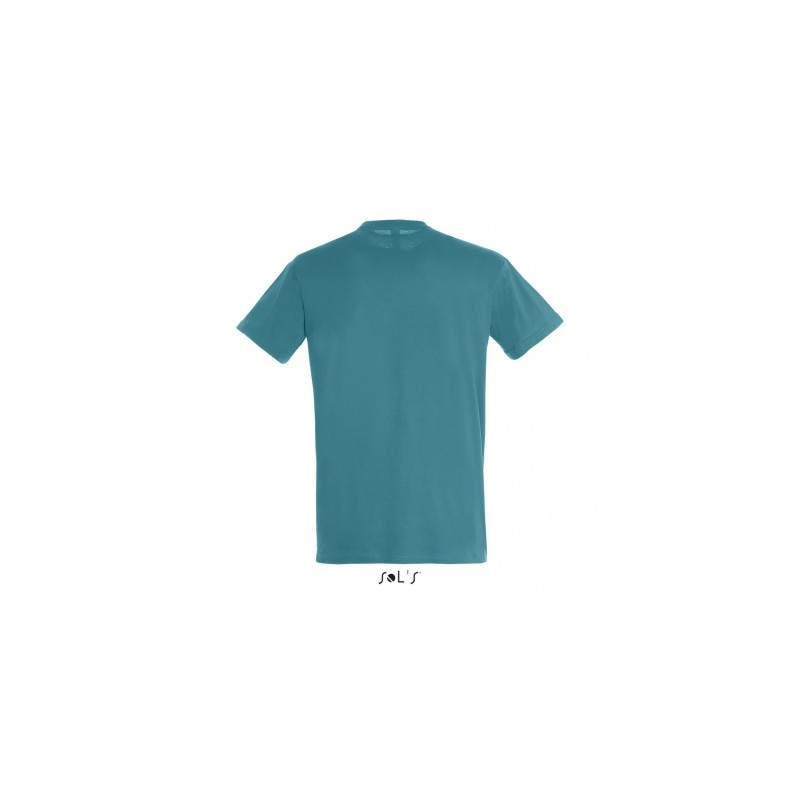 TEE-SHIRT UNISEXE COL ROND CAPITAINE
