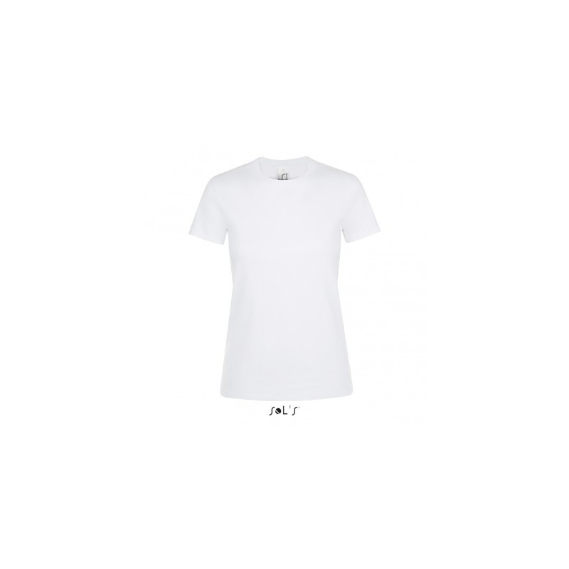 TEE-SHIRT FEMME COL ROND CAPITAINE