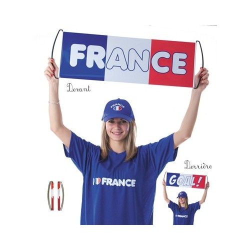 Bannière de supporter France