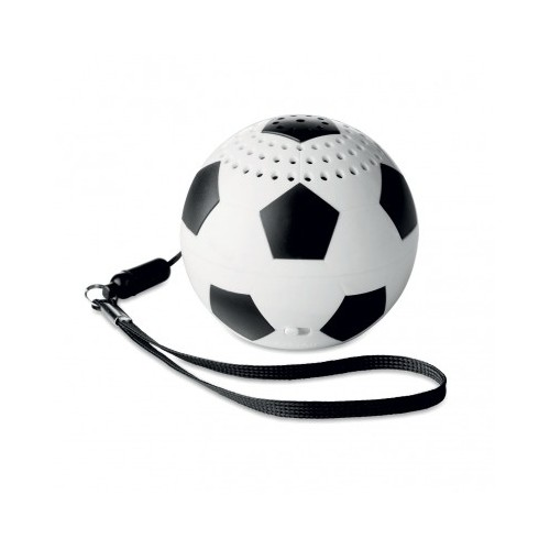 Enceinte bluetooth forme ballon de foot