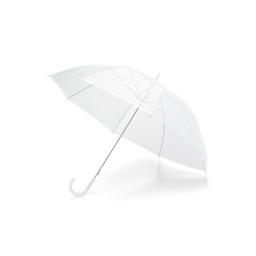 Parapluie automatique transparent