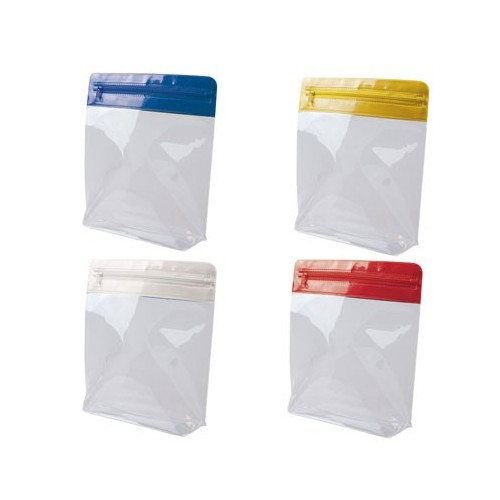 Trousse multi fonctions PVC transparent