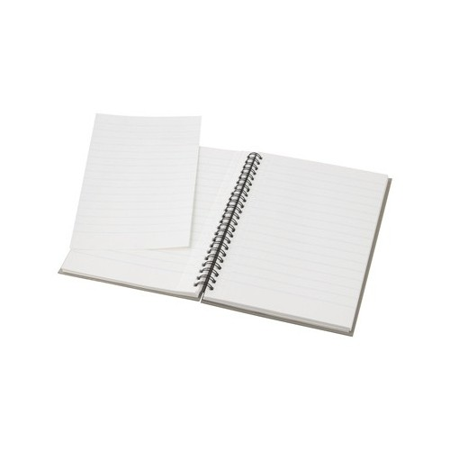 CARNET DE NOTES RECYCLE PERSONNALISE