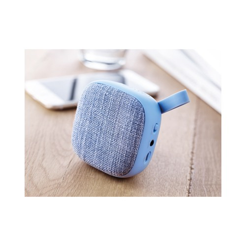Haut parleur bluetooth carré
