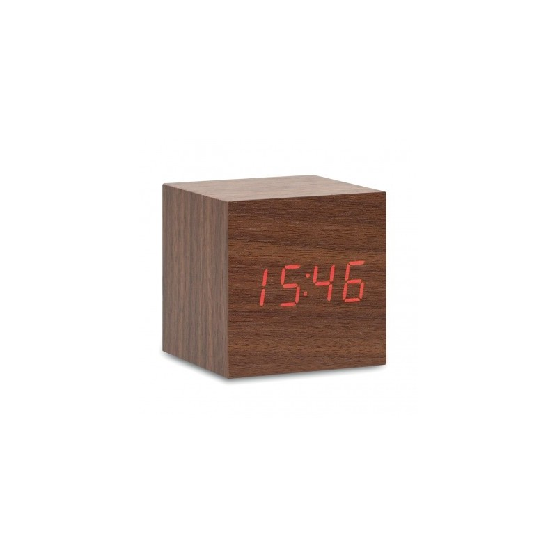 Horloge LED personnalisable