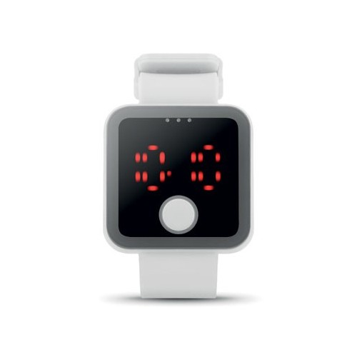 MONTRE LED PERSONNALISEE